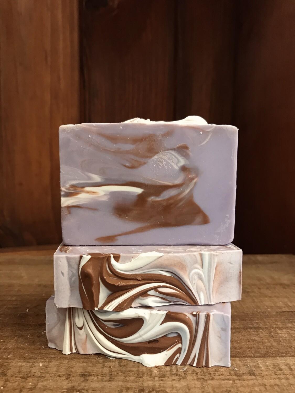 Sandalwood & Lavender - Bar Soap