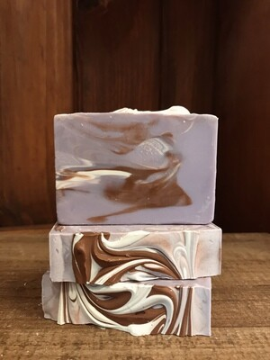 Sandalwood & Lavender Soap -Men's Soap
