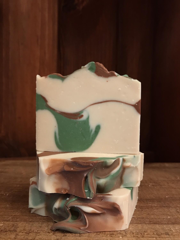Woodlands Soap -Men's Soap