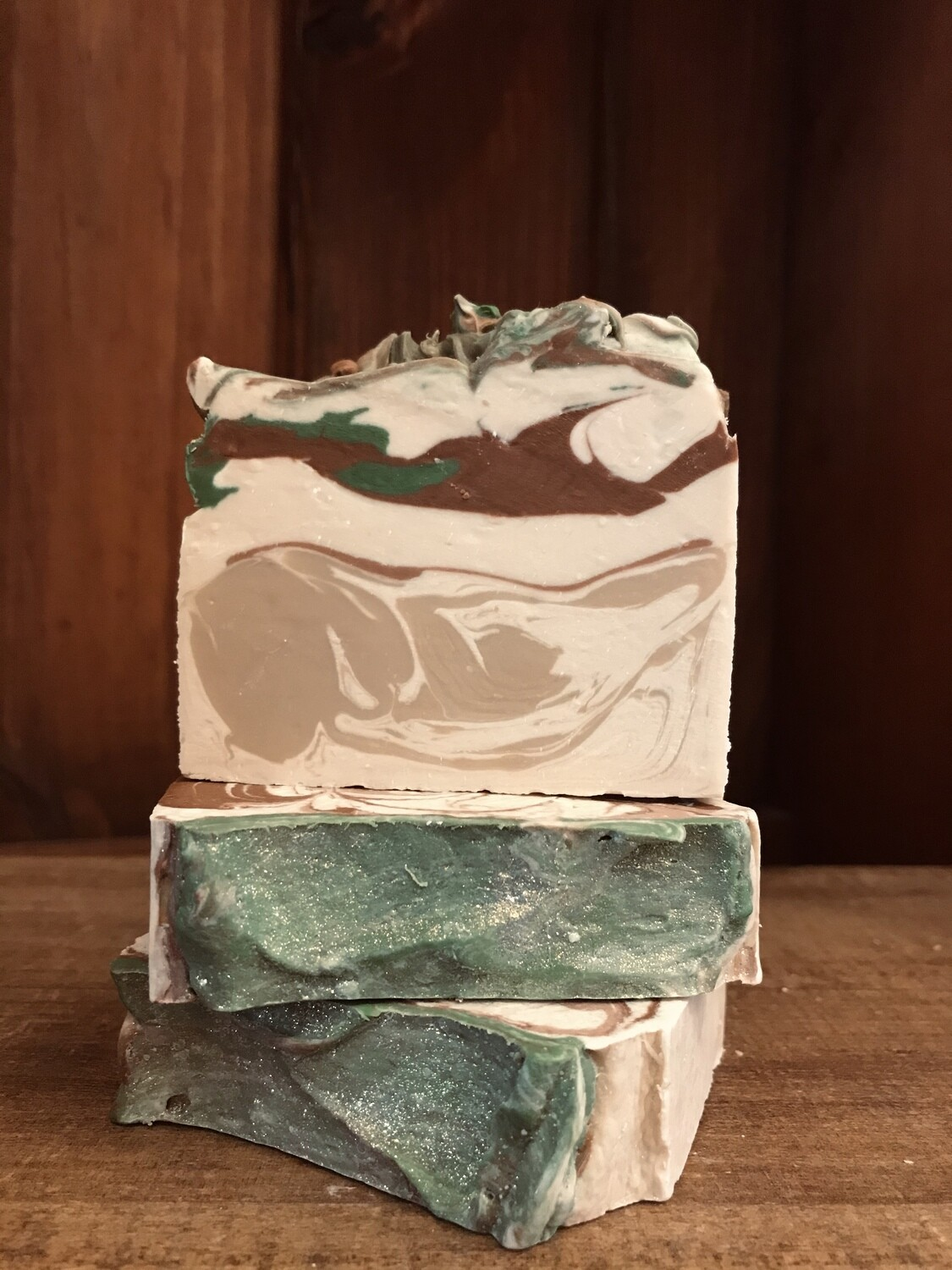 White Birch -Bar Soap