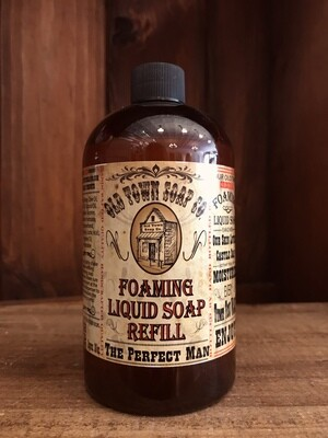 The Perfect Man -Refill Liquid Soap