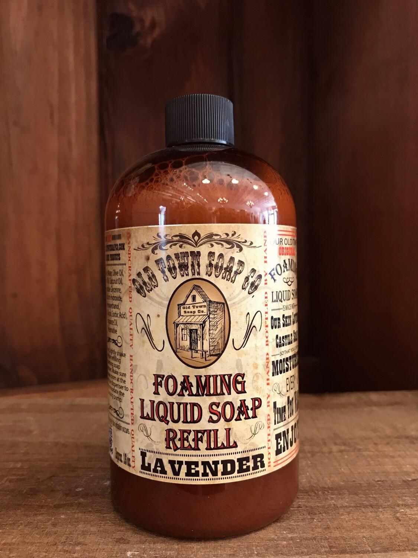 Lavender -Refill Liquid Soap