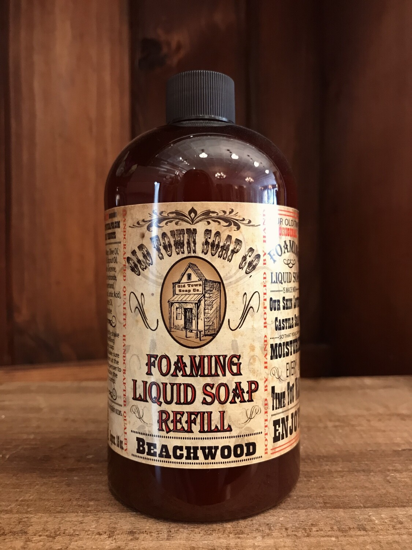Beechwood -Refill Liquid Soap