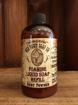 Baby Powder -Refill Liquid Soap