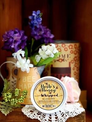 Whipped Honey -Blueberry