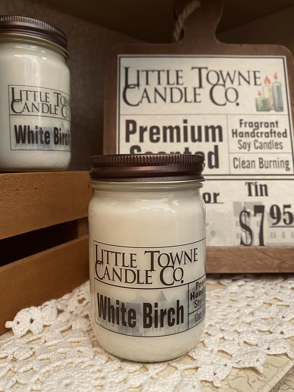 White Birch -Candles