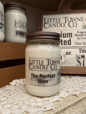 The Perfect Man -Candles