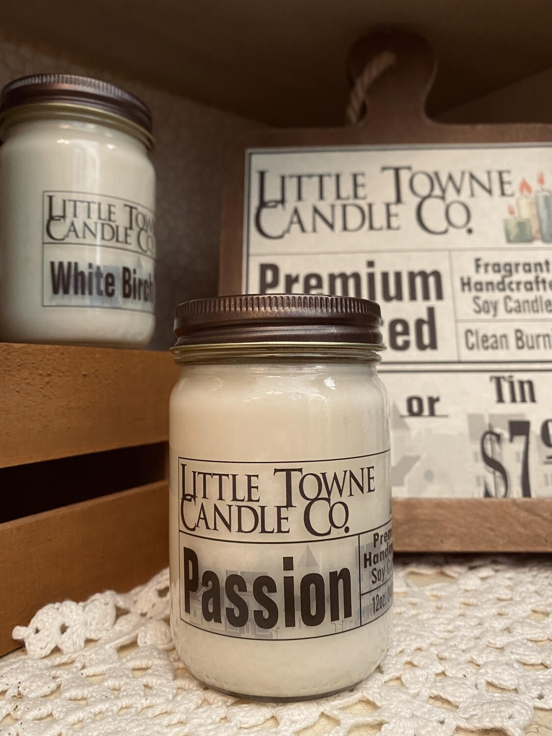 Passion -Candles