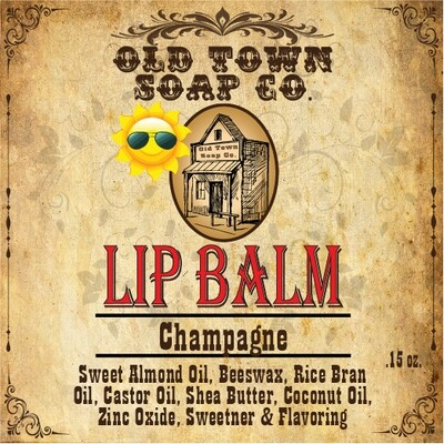 Champagne -Lip Balm