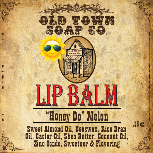 """Honey Do"" Melon -Lip Balm"