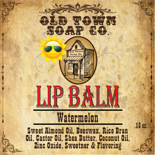 Watermelon -Lip Balm