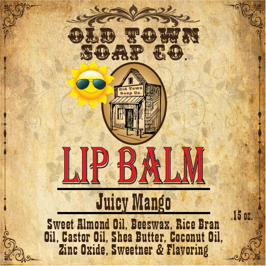 Juicy Mango -Lip Balm