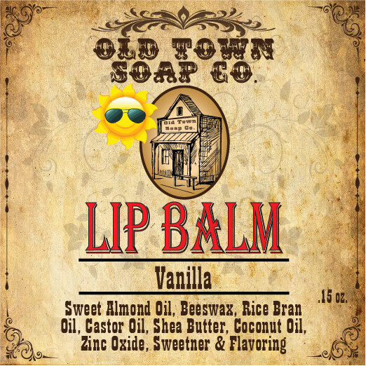 Vanilla -Lip Balm