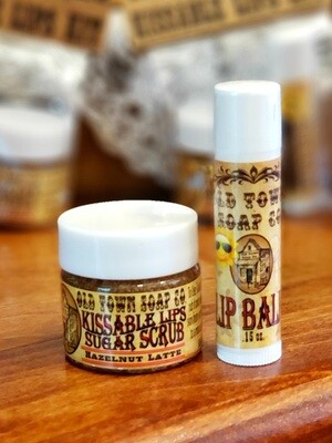 Hazelnut Latte -Kissable Lip Kits