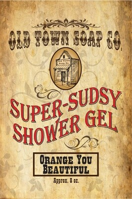 Orange You Beautiful -Shower Gel