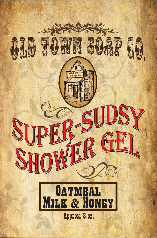 Oatmeal Milk & Honey -Shower Gel