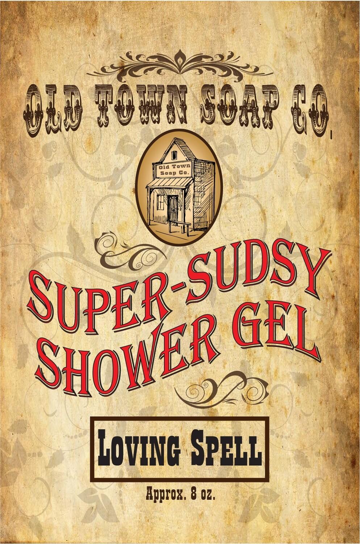 Loving Spell -Shower Gel
