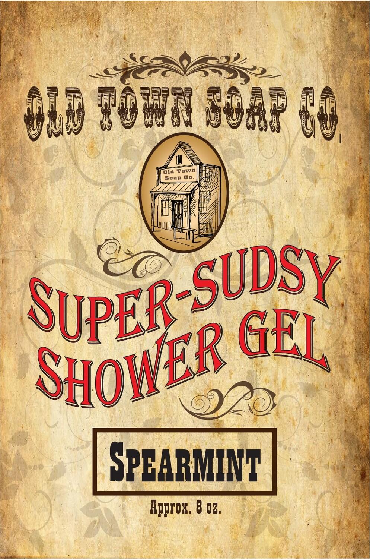 Spearmint -Shower Gel