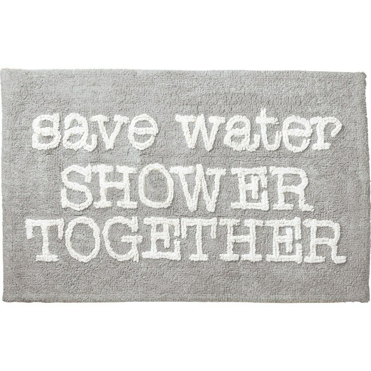 Bath Rug -Shower Together #104760