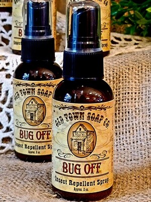 Bug Off -Bug Repellent Spray