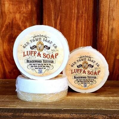 Beachwood -Luffa Soap