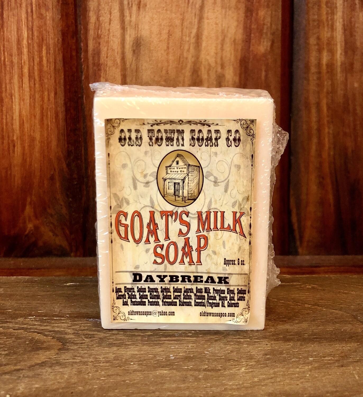 Daybreak -Goat's Milk Soap