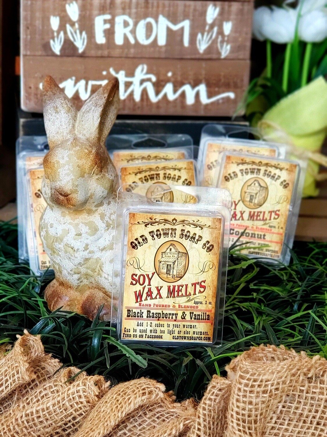 Antique Sandalwood -Wax Melts