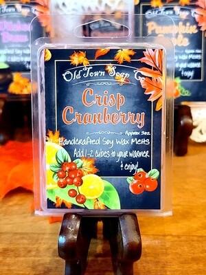 Crisp Cranberry -Wax Melts