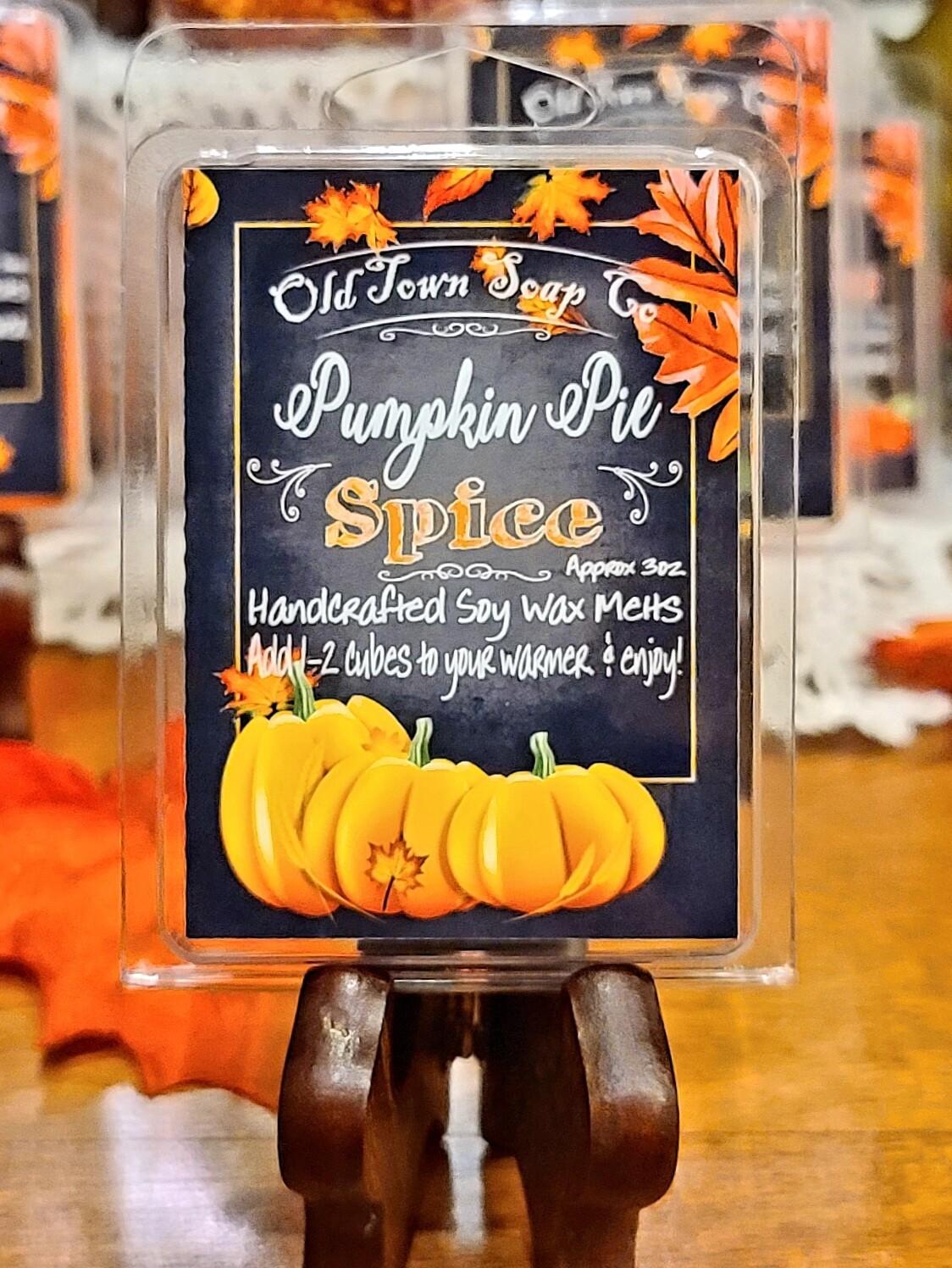Pumpkin Pie Spice -Wax Melts