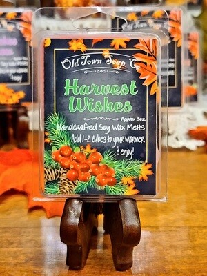 Harvest Wishes -Wax Melts
