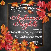 Autumn Nights -Wax Melts