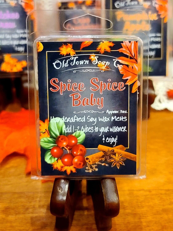 Spice Spice Baby -Wax Melts
