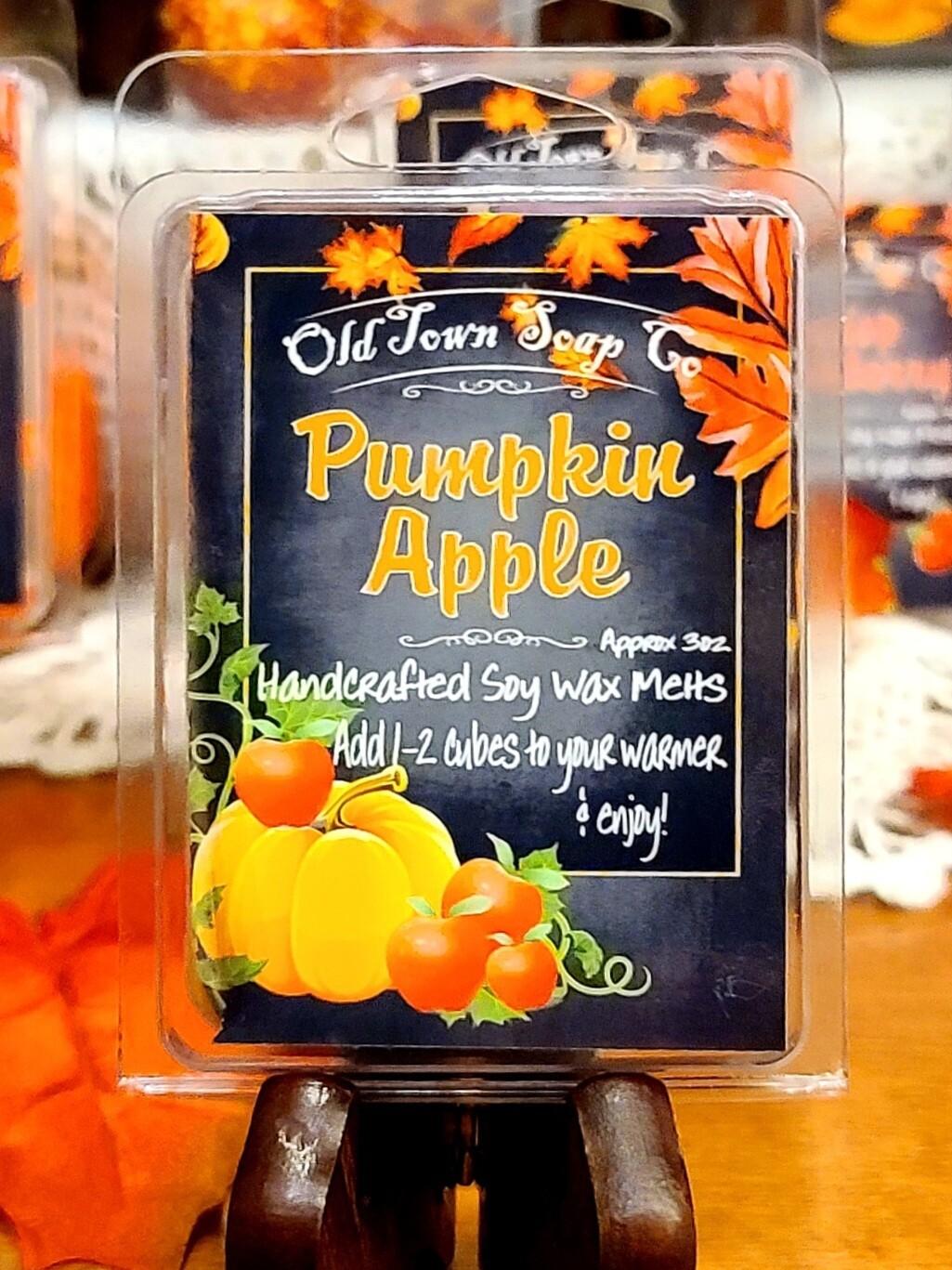 Pumpkin Apple -Wax Melts