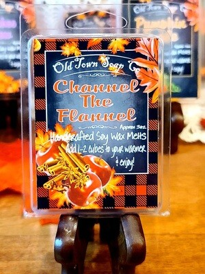 Channel The Flannel -Wax Melts