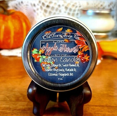 Apple Harvest -Lotion Candles