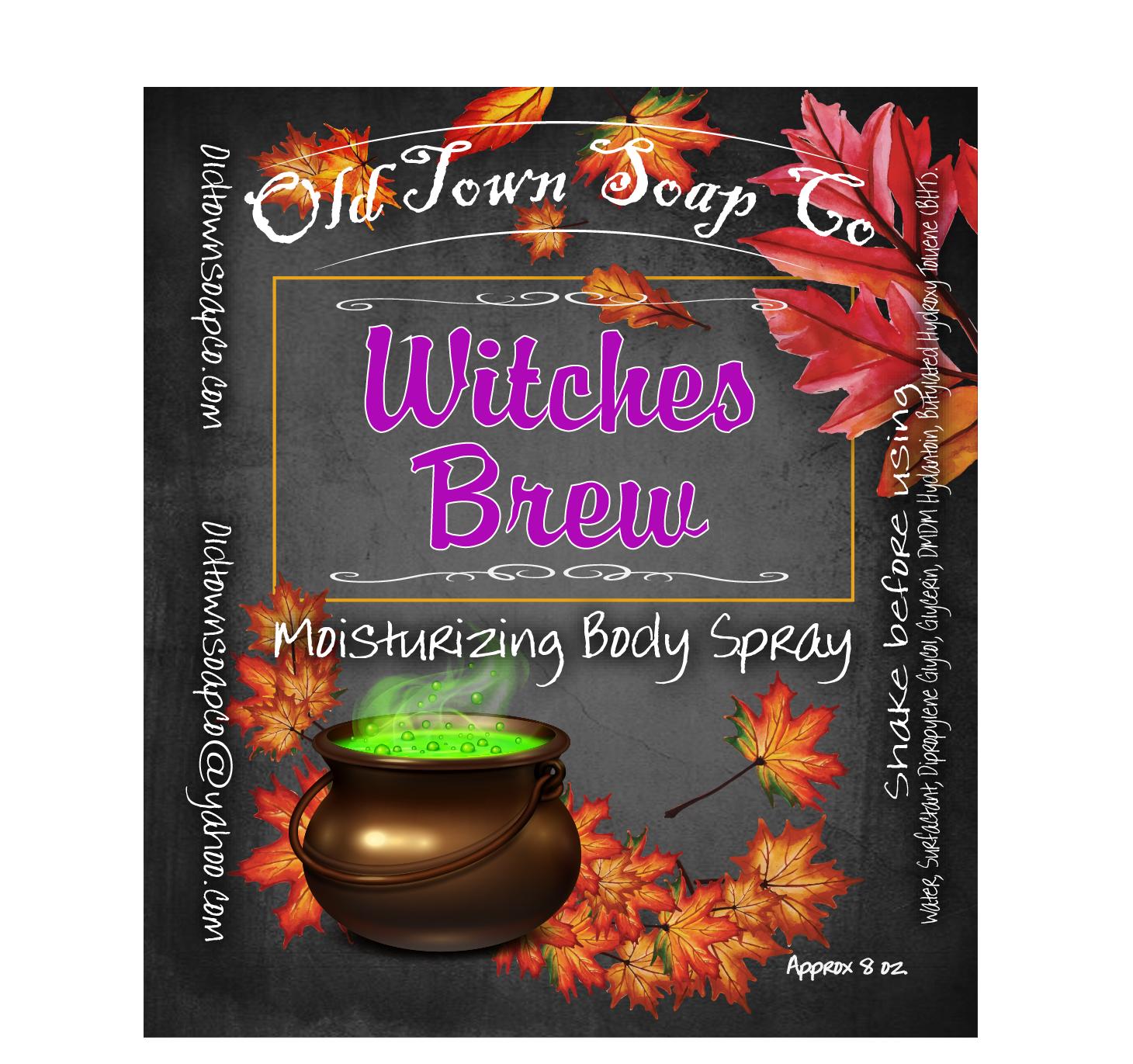 Witches Brew -Body Spray