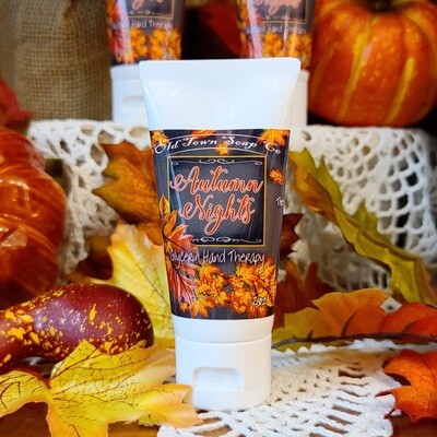 Autumn Nights -2 oz Tube Hand Therapy
