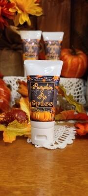 Pumpkin Pie Spice -2 oz Tube Hand Therapy