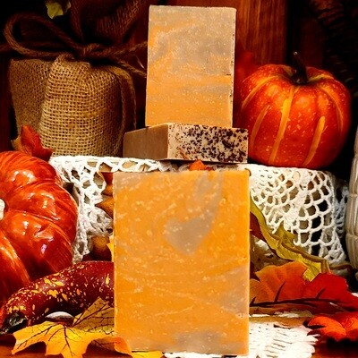 Pumpkin Pie Spice -Bar Soap