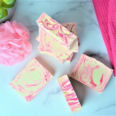 Support The Pink Soap -Seasonal Soaps