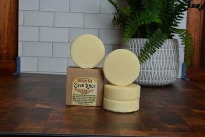 Clean Lemon -Dish Soap Bar