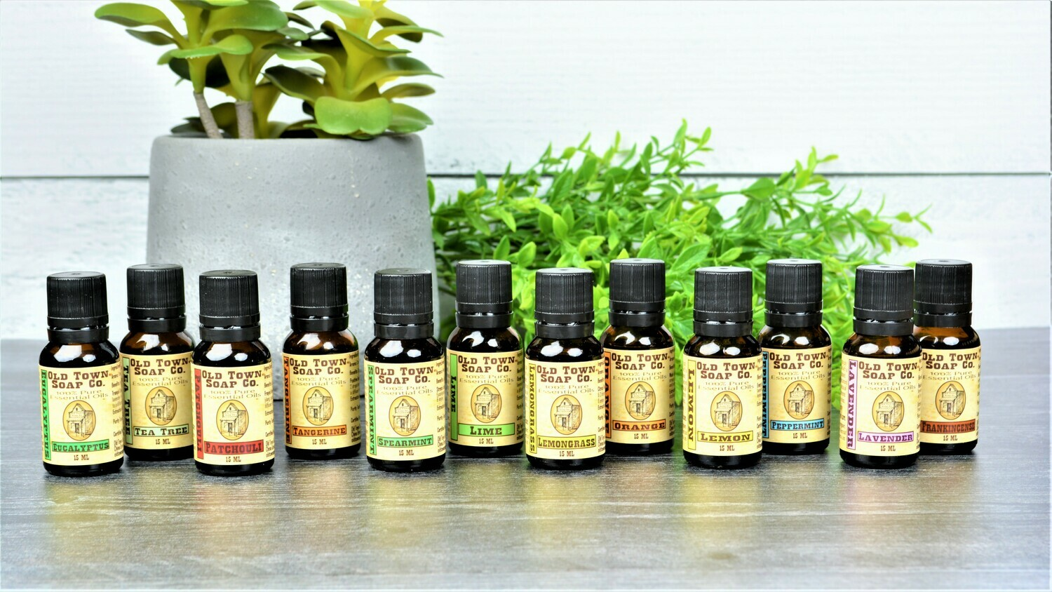 OTSC Peppermint Essential Oil