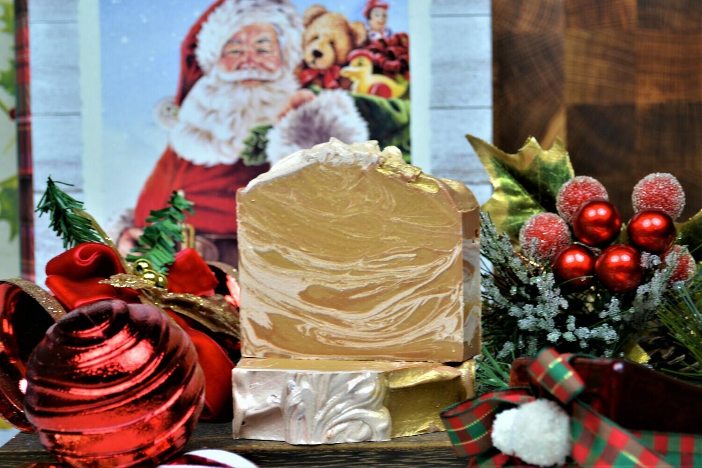 Cozy Christmas -Bar Soap