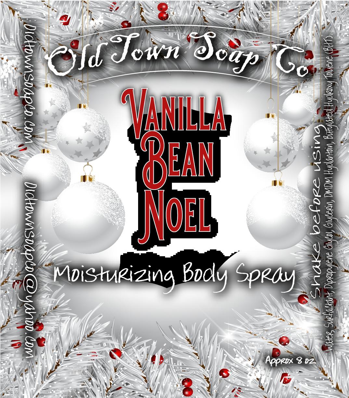 Vanilla Bean Noel -Body Spray