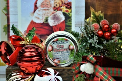Cozy Christmas -Lotion Candles