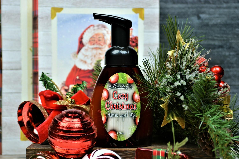 Cozy Christmas -Pump Liquid Soap