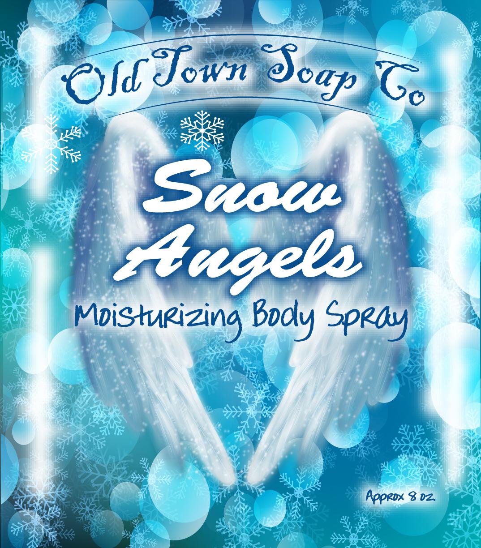 Snow Angels -Body Spray