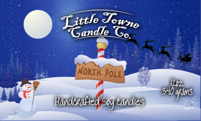 North Pole -Candles
