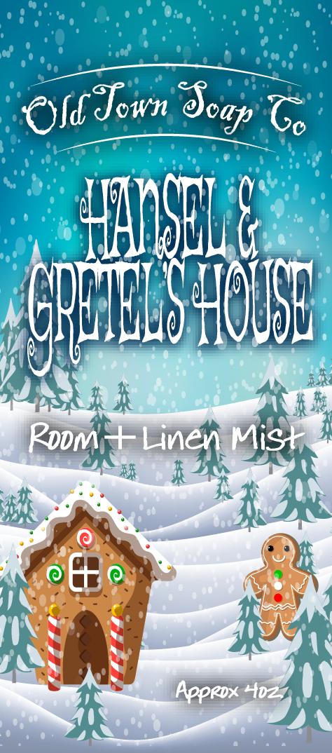 Hansel & Gretel's House -Room+Linen Mist