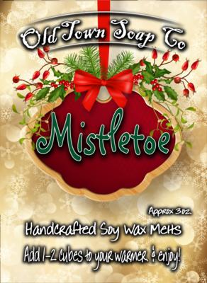 Mistletoe -Wax Melts